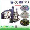 4 Colour Stack Type Plastic Bag Flexo Printing Machine