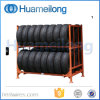 Industrial Foldable Metal Tire Storage Stacking Rack