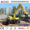 China High Quality Wheel Excavator