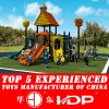 2014 Plastic Material and Outdoor Type Amusement Park Playground (HD14-092D)