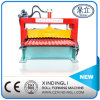 Color Steel Small Wave Corrugation Roof Sheet Roll Forming Machine