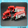 Custom Red Fire-Engine USB Flash Drive for Office Souvenir (ZYF1044)