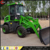 1ton Mini Wider Tires Wheel Loader with CE