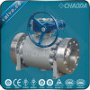 Metal Seated Trunnion Ball Valve for Poly Crystalline Silicon Industry