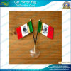 National Flag Car Flag with Suction Cup (J-NF24F03010)
