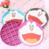 Cartoon Image Round Shape Chocolate Box Candy Box