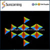 Wedding Decoration RGB 3 in 1 3D Triangle LED Wall Panel Light