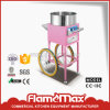Snack Food Candy Floss Machine with Cart and Wheel (CC-11C)