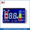 Elevator Stn LCD Display Segment Blue LED Backlight