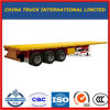 40FT 2/3/ Axle Flatbed Platform Flat Deck Semi Trailer