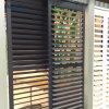 Aluminium Plantation Shutters Sliding Shutter Windows and Doors