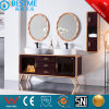 Luxurious Bathroom Vanities with One-Piece Washing Basin by-X7078