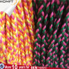 Mix Color   Flat Cotton    String Braided Rope/Cord