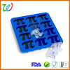 China Manufacture Pi Symbol Silicone Ice Cube Tray for Drink