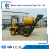 Mobile Concrete Mixer with Dumper (SD1000M)