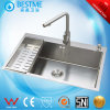 Hand Make Stainless Steel Big Single Bowl Sink
