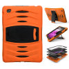 Armor Case for iPad 3 4 5, for Apple iPad Air Tablet Hybrid Kickstand Shock Wave Case