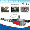 16-630mm PVC Pipe Twin Screw Extruder, Tube Extrusion Machine