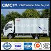 China Isuzu 600p Npr 4*2 6 Wheeler Single Cab Van Vehicle