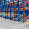 Radio Drive in Shuttle Pallet Shelf for Industrial Warehouse Storage