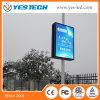 Street Light Video Advertising Outdoor Lamp Post LED Display Screen