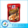 Aluminum Foil Stand up Pouch for Powder Food Packaging