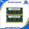 Notebook DDR2 2GB RAM Memory Work with Motherboards