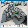 Soild Float PVC Oil Boom/Fence/Oil-Splling Stop Wall, Rubber Oil Boom