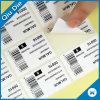 Free Samples Die Cut Size Stickers with Upc / Barcode