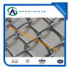 25*25mm 75*75mm Good Quality Galvanized Chain Link Fence