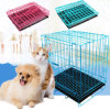 2 Door Pet Dog Metal Wire Cage Crate Kennel