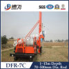Auger Piling Drill Rig Dfr-7c for Photovoltaic PV System