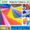 Powder Coating State and Spray Application Method Metallic Surface Used