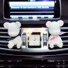 Decorative Car Vent Aroma Air Freshener (AM-77)