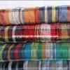 CVC Yarn Dyed Crinkle Check Fabric (LZ5461)