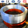 Steel Casting Large Customized Rotary Kiln Tyre for Cement Kiln