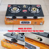 Three Burner Glass Top Gas Stove (RD-GT014)