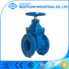 Non-Rising Stem Resilient Seated Flange Gate Valve