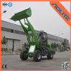 China Small Wheel Loader, 1-2 Ton Front End Loader, Ce Approved Articulated Loader