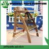 Wooden Baby High Feeding Chair (WSY-B33)