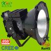 500W CREE Meanwell CE RoHS SAA 5 Years Warranty IP65 LED High Bay Light