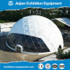 10m Span Dome Tent in Chile