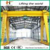 Crane 30 Ton Single Girder Overhead Gantry Crane