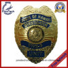 Five-0 Investigator Badge, Custom 3D Police Badge