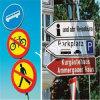 Milepost Traffic Sign Reflective Warning Sign Board (YSIP65)