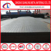 Hot Rolled Ms Mild Black Iron Chequered Plate