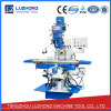Universal Swivel Head Milling Machine X6332 Turret Milling Machine with Power Feed