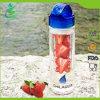 700ml BPA Free Trtian Fruit Infusion Water Bottle Custom