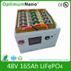 48V 165ah LiFePO4 Battery Pack for Communication Base Station