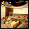 Silver Screen 3D Home Cinema with Stereo Projection System